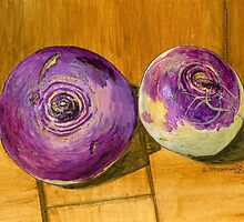 the turnips that turned up in a box by bernzweig