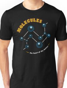 Molecules: The Heart of the Matter T-Shirt