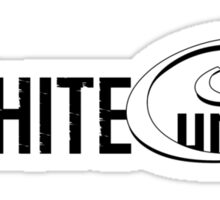 WhiteCurl - Loud and Proud Sticker