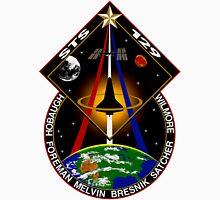 STS-129 Mission Logo Unisex T-Shirt