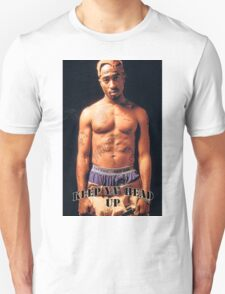 Tupac- Keep Your Head Up T-Shirt