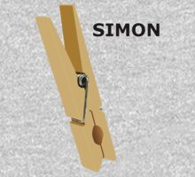 Simon Peg by BludMuffin