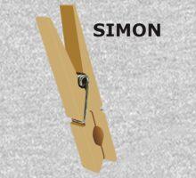 Simon Peg by BludMuffin