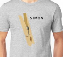 Simon Peg Unisex T-Shirt
