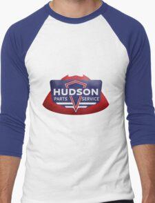 Retro Hudson Automobile Reproduction t-shirt Men's Baseball ¾ T-Shirt