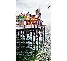 Brighton pier Photographic Print