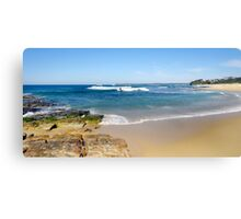 South Coast Sojourn. Canvas Print