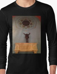 Death Grips - Stefan - Church Long Sleeve T-Shirt