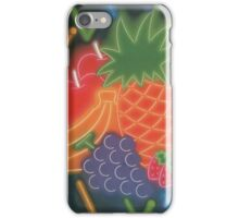 Neon Fruit iPhone Case/Skin
