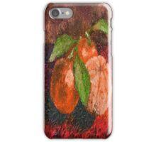 Citrus Tangerine iPhone Case/Skin