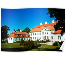 Suuremõisa Manor  Poster