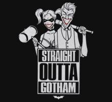 Straight outta Gotham by GingerNips26