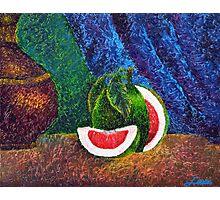 Juicy Grapefruit Photographic Print