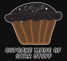 STAR STUFF CUPCAKE parody One Piece - Short Sleeve