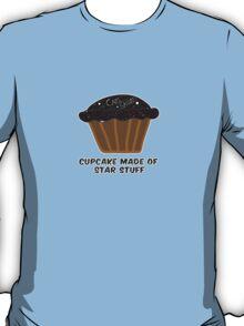 STAR STUFF CUPCAKE parody T-Shirt