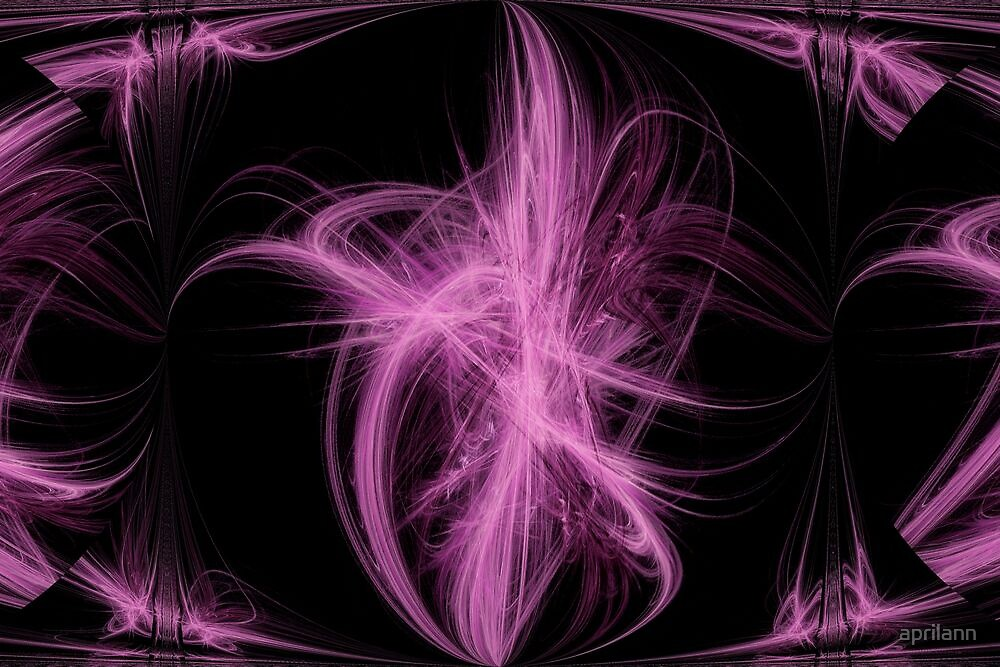 Abstract Flourishes by aprilann