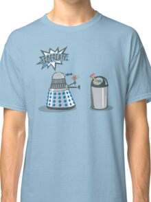 Dalek Crush Classic T-Shirt