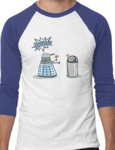 Dalek Crush Men's Baseball ¾ T-Shirt
