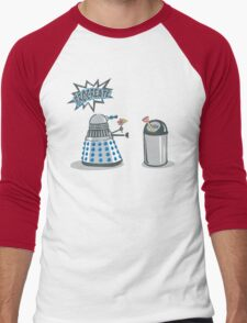 Dalek Crush Men's Baseball ¾ T-Shirt