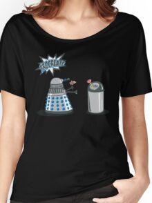 Dalek Crush Women's Relaxed Fit T-Shirt