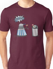 Dalek Crush Unisex T-Shirt