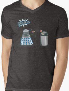 Dalek Crush Mens V-Neck T-Shirt