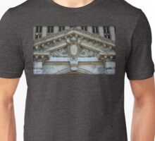 Masonry Of Detroit's Michigan Central Station Unisex T-Shirt