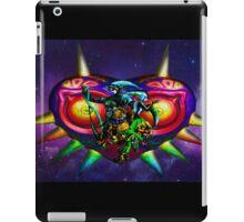 majora mural  iPad Case/Skin
