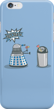 Dalek Crush by KentZonestar