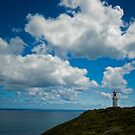 Cape Shank lighthouse by Gerard Rotse