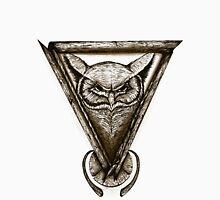 Owl Portrait Unisex T-Shirt
