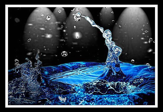 Water Dance by AmandaJanePhoto