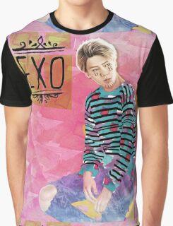 Sehun Graphic T-Shirt