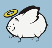 Heavenly Hamster Kids Tee