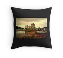 Eilean Donan Castle Throw Pillow
