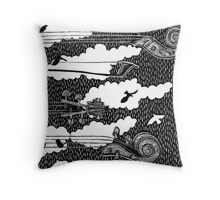 Violin Sonata Throw Pillow