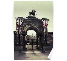 Wilton House Gate Jubilee weekend Poster