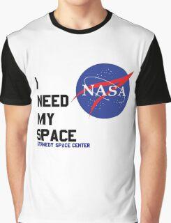 I Need My Space (Nasa) Graphic T-Shirt