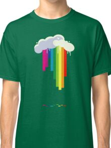 Raining Rainbows Classic T-Shirt