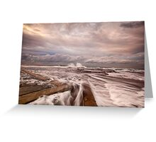 Mona Vale at Dawn Greeting Card