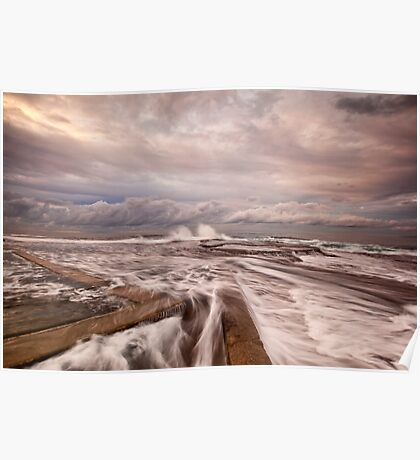 Mona Vale at Dawn Poster