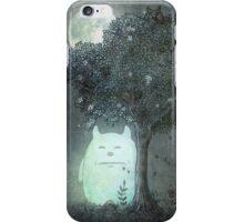 Full Moon Spirit  iPhone Case/Skin