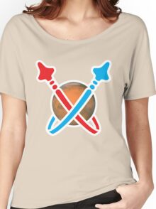building on mars Women's Relaxed Fit T-Shirt