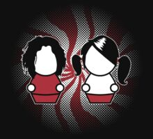 The White Stripes by JamieIII