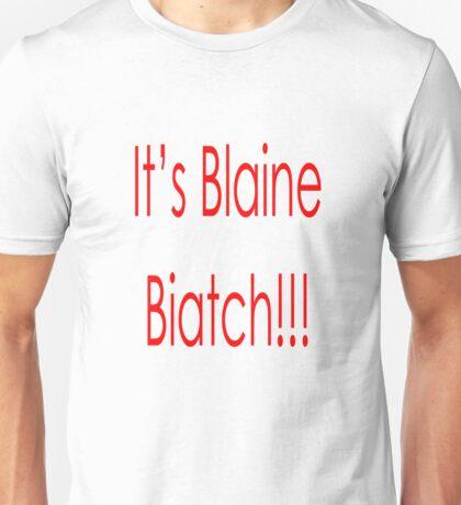 Darren Criss Glee Its Blaine Biatch T-Shirt