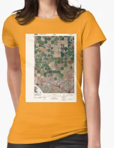 USGS Topo Map Washington State WA Columbia Point 20110407 TM T-Shirt