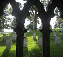 Oakwood cemetery by Samohsong