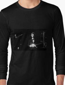 Twain & Tesla Long Sleeve T-Shirt