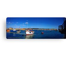 St Mary Canvas Print