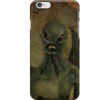 Vampyrus Nosferatu iPhone Case/Skin